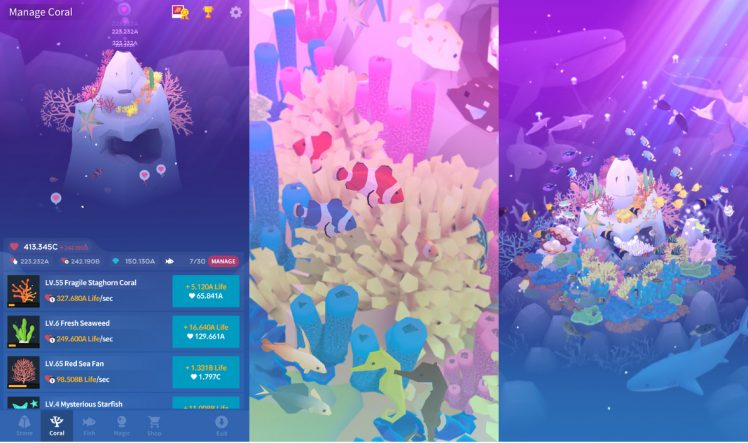 Abyssrium Screen
