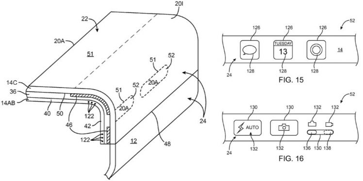 Apple Edge Patent