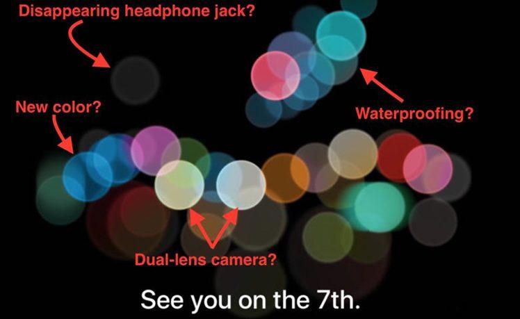 Apple-Event 7. September