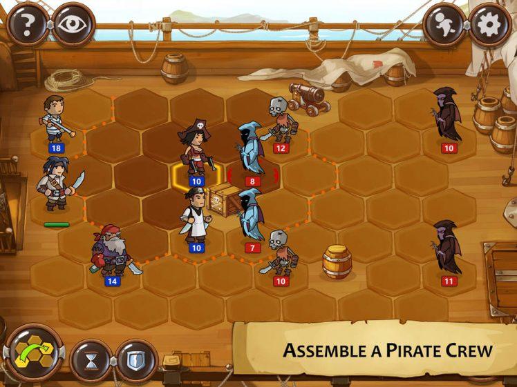 Braveland Pirate Screen