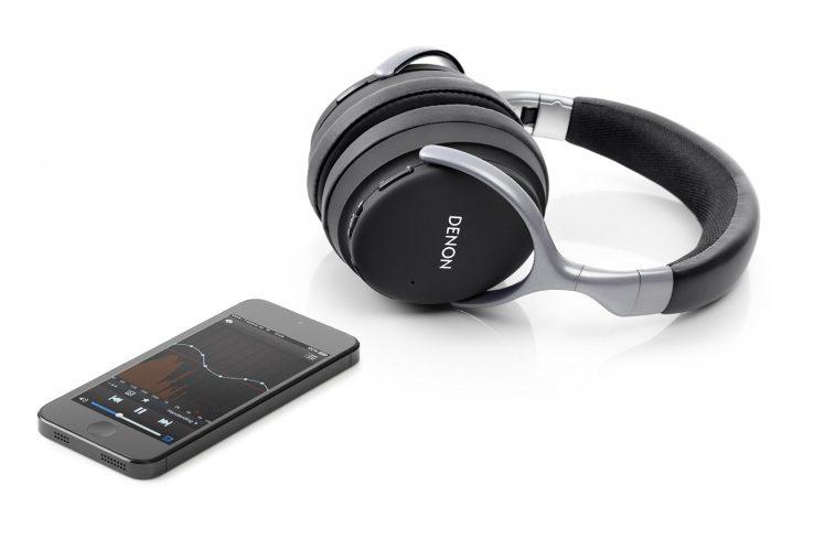 Denon Bluetooth Kopfhörer