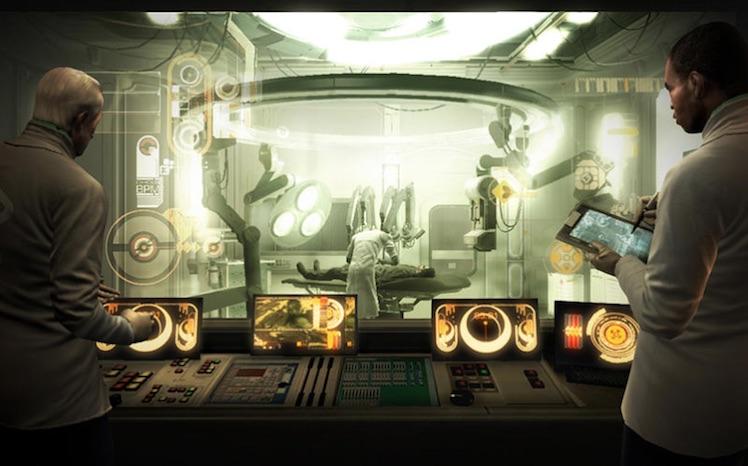 Deus Ex Mac App