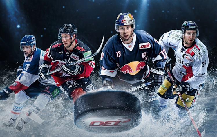 Eishockey Telekom DEL