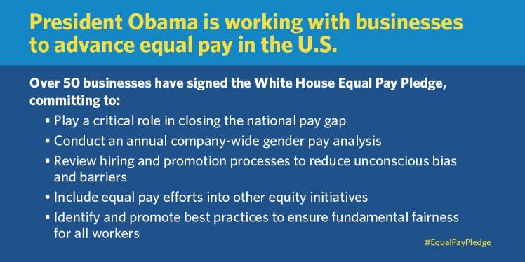 Equal Pay Pledge