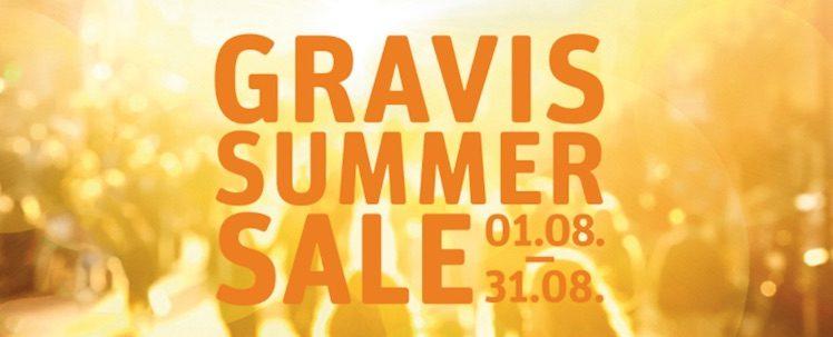 Gravis Summer Sale