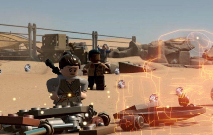 Lego Stars Wars Erwachen Mac