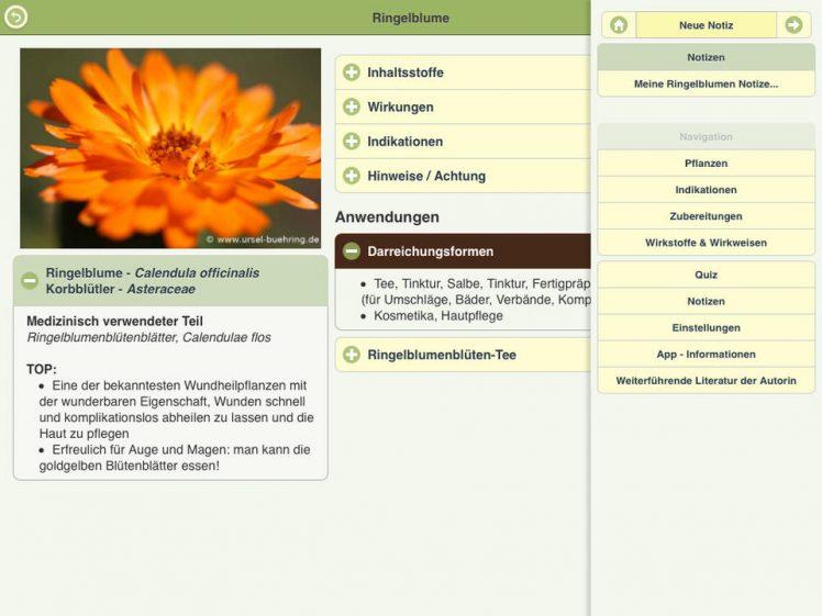 PhytoApp Screen