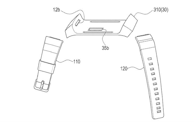 Samsung Patent Watch