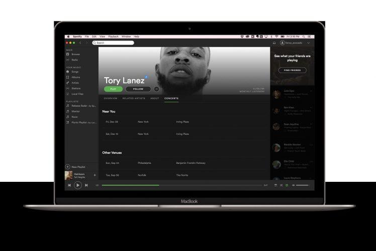Spotify Artist
