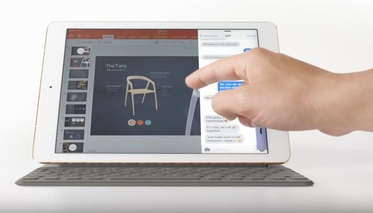 iPad Pro Werbespot August 2016