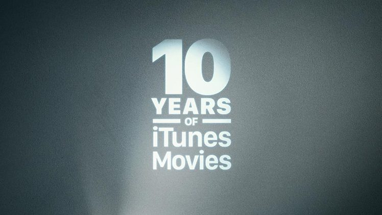 10 Jahre iTunes Movie Store