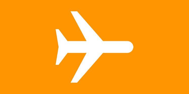 Airplane-Mode / Flugmodus