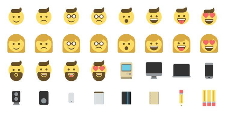 Emojis DesignCue