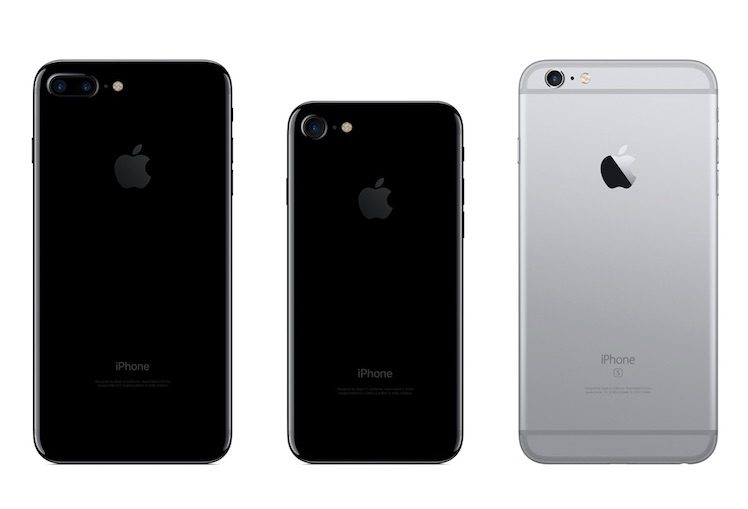 Apple iphone 6 vs apple iphone 6 plus - Iphone 7 Diamantschwarz Laut Apple Anf 228 Llig F 252 R Kratzer