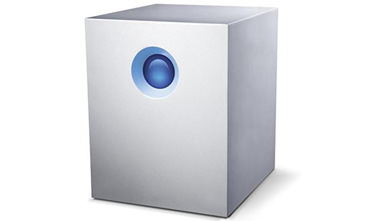 LaCie 5big Festplatte