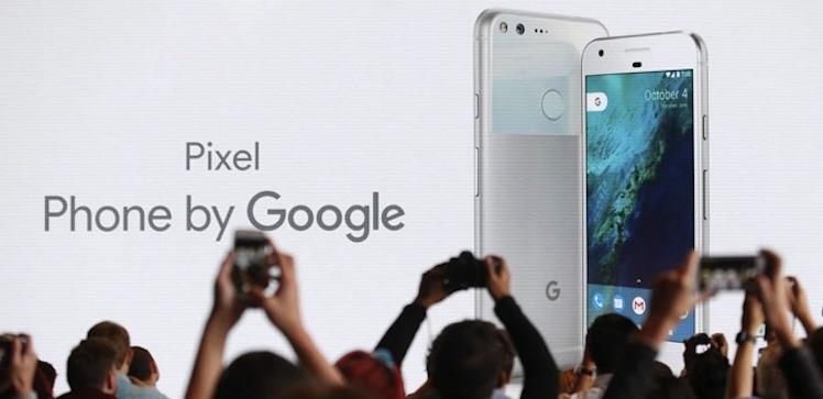 pixel-by-google