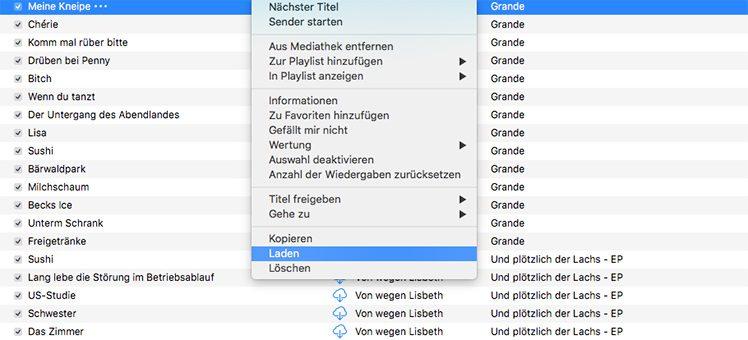iCloud-Download