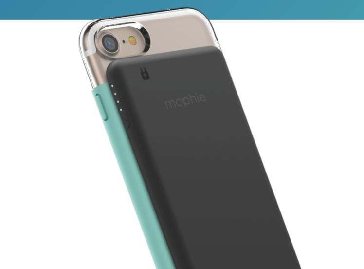 iphone 7 neue modulare cases mit akku von mophie itopnews. Black Bedroom Furniture Sets. Home Design Ideas