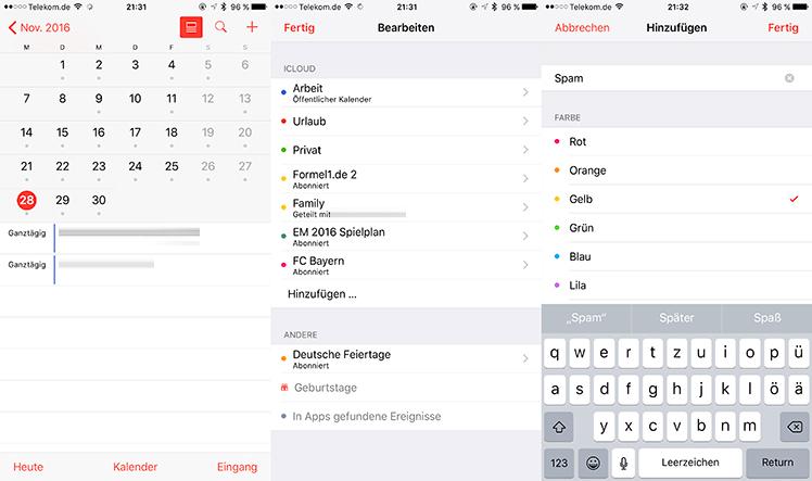 iphone kalender in google kalender übertragen