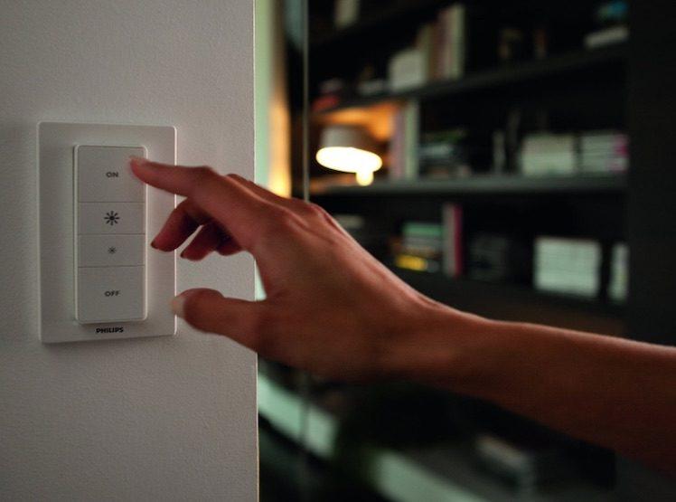 Starten Philips Hue : Philips hue womöglich neuartiger schalter in planung itopnews