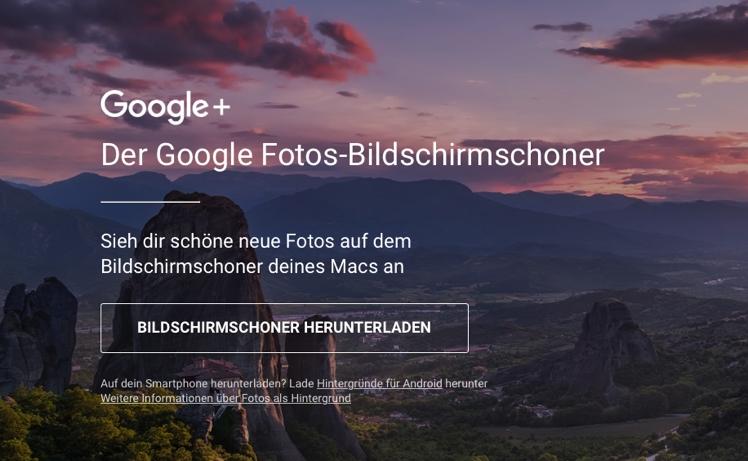 google-fotos-bildschirmschoner