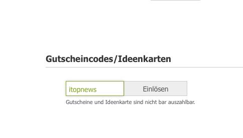 gutscheincode
