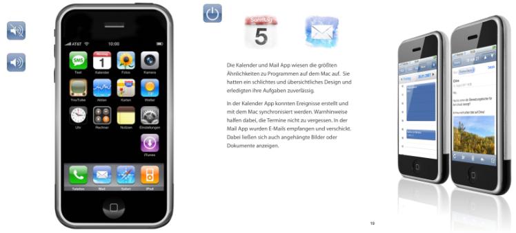 das erste iphone neues ebook mit interaktivem ios 1 itopnews. Black Bedroom Furniture Sets. Home Design Ideas