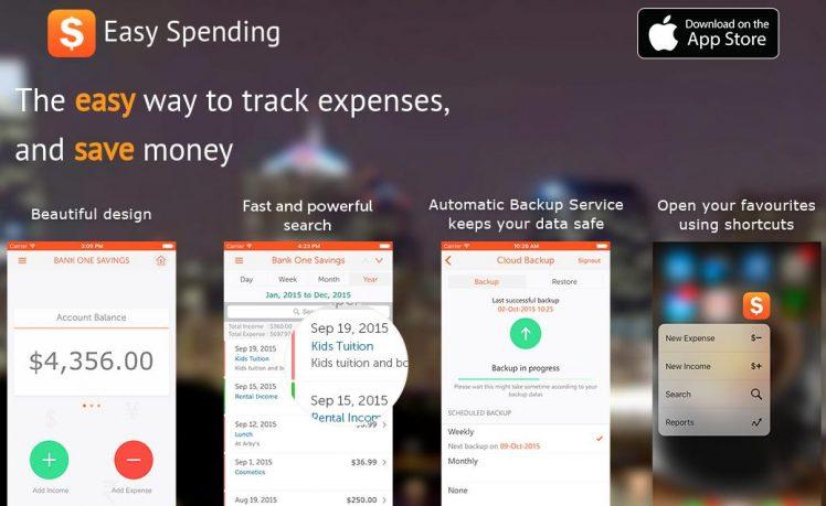 easy-spending-screen