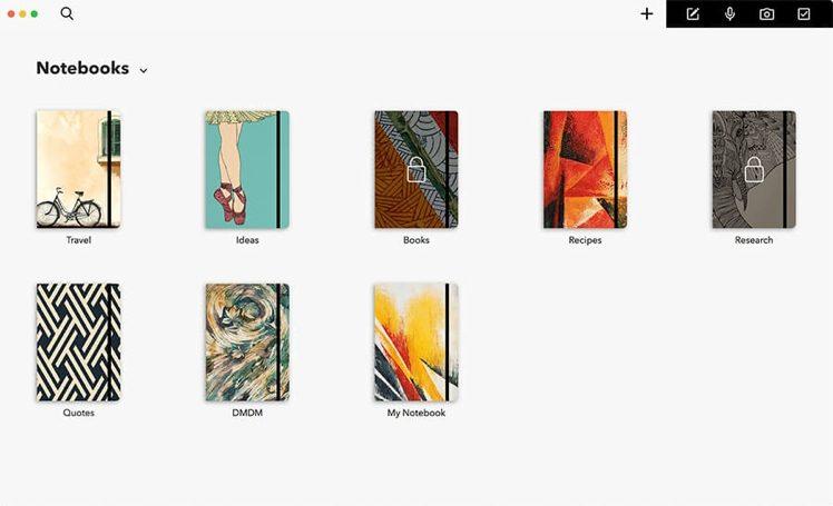 notebook-zoho-mac