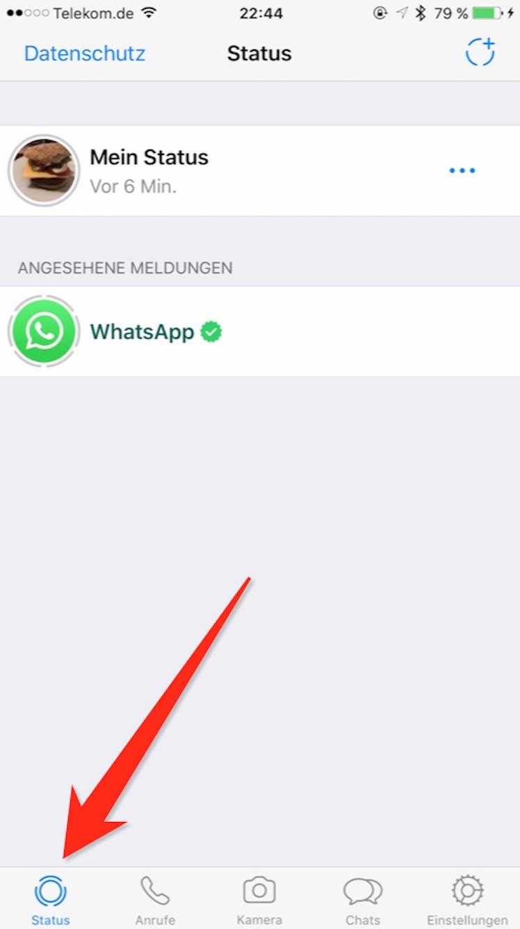 Whatsapp Status Jetzt Für Alle User In Deutschland