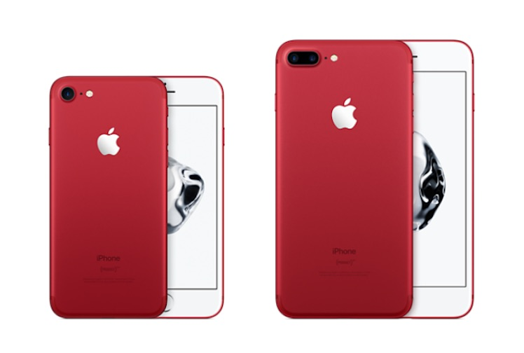IPhone 7 (PRODUCT) RED Special Edition vorgestellt