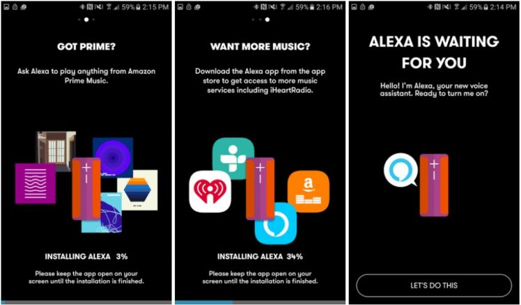 UE Boom und UE Megaboom erhalten Support für Alexa | iTopnews