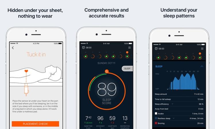 Erfassung von Schlafdaten: Apple steigt ins Bett der Nutzer