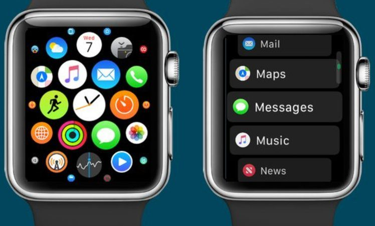 apps for apple watch 4