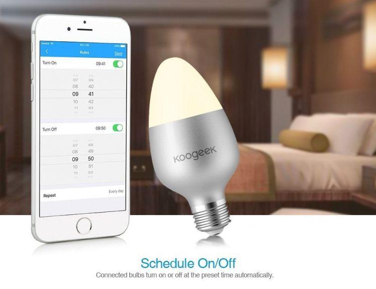 Koogeek: Smarte Glühbirne Mit HomeKit Und App Jetzt .