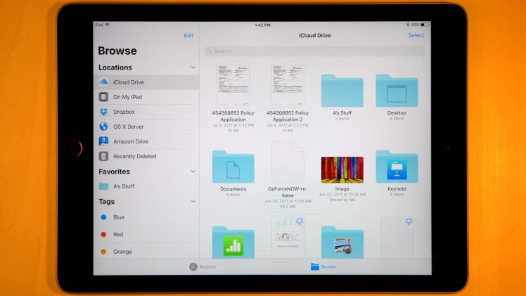 iOS 11: Die neue Files App im Video vorgestellt   iTopnews