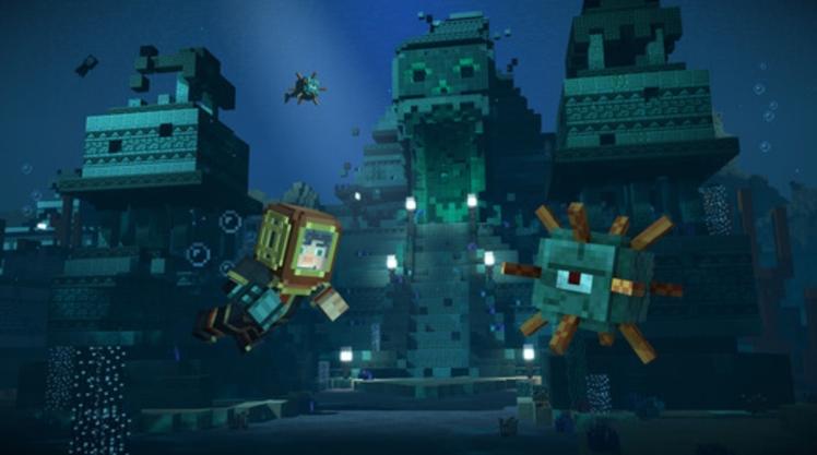 Neu Im App Store Street Fighter IV Und Minecraft Story Mode Season - Minecraft spiele app