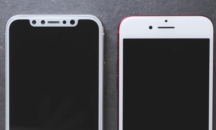 Infos Zum Morgen Erscheinenden IPhone X Gefunden So Hat Jeffrey Grossman Hinweise Darauf Entdeckt Dass Face ID Die Neue Gesichtserkennung