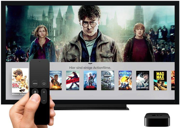 apple tv 4k 64 gb aktuell mit deutlich erh hten lieferzeiten itopnews. Black Bedroom Furniture Sets. Home Design Ideas