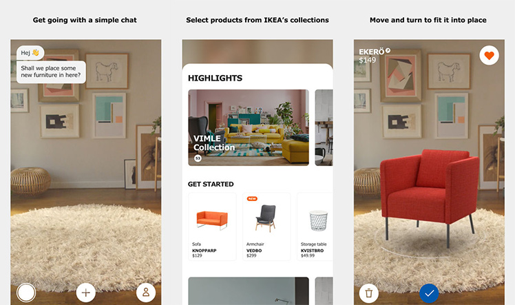 platz da ikea place jetzt auch in deutschland im app store itopnews. Black Bedroom Furniture Sets. Home Design Ideas