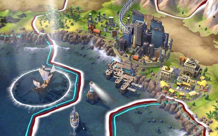 Sid Meier's Civilization 6: Umsetzung für iPad veröffentlicht