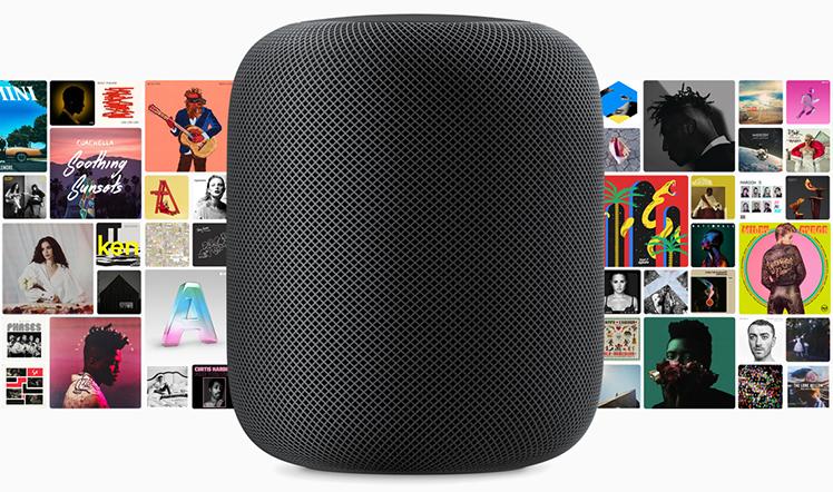 Apple startet Verkauf seines HomePod-Lautsprechers