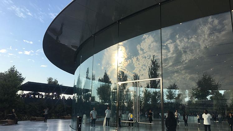 Zukäufe in Cupertino: Apple Park für Apple schon zu klein | iTopnews