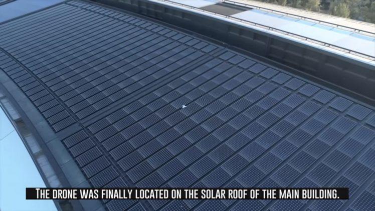 Apple Park: Drohne stürzt auf Dach von neuem Apple Hauptquartier
