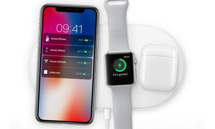 Apple AirPower soll im März in den Verkauf gehen