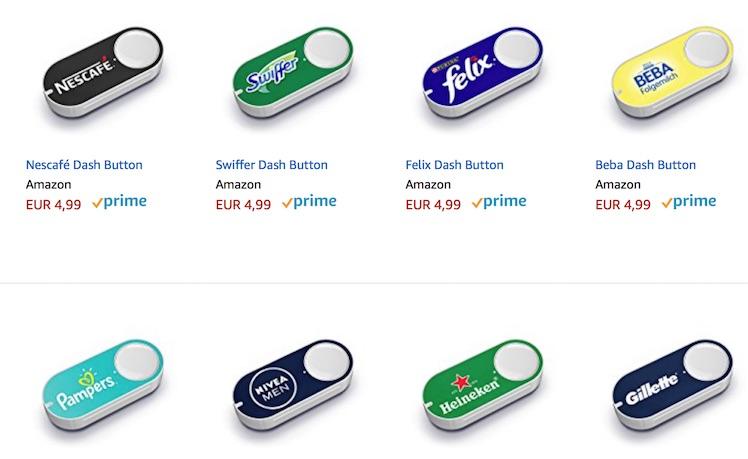 Amazon wehrt sich gegen Dash-Urteil