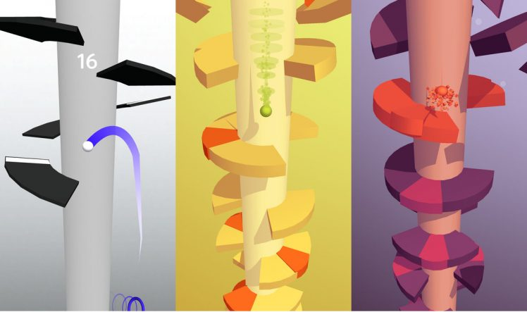 App des Tages: Helix Jump im Video | iTopnews