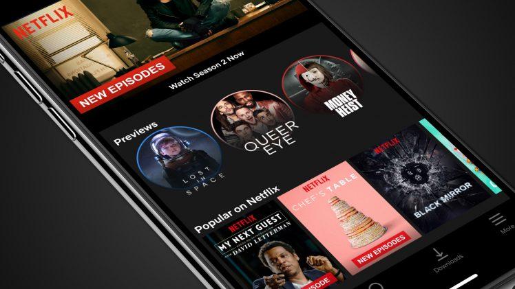 Netflix schauen statt suchen: Optimierte 30-Sekunden-Vorschau für Mobil-Apps