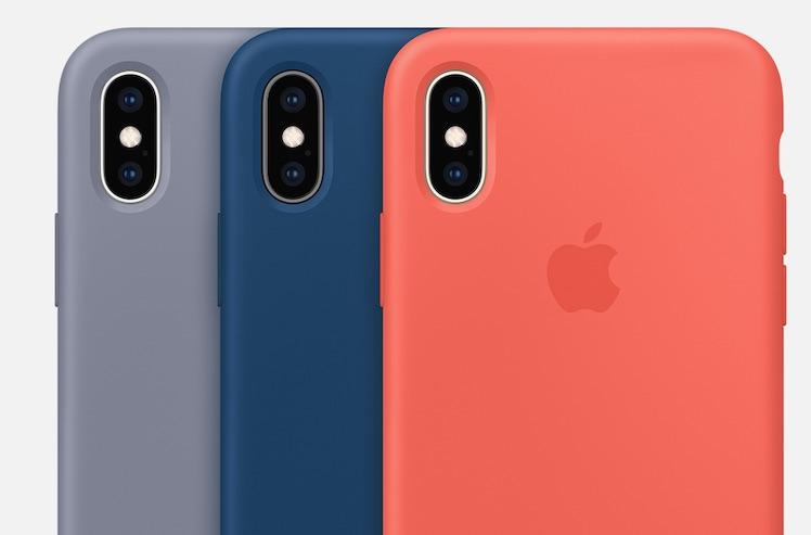 neues iphone xs farben