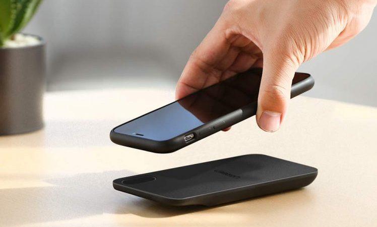 ugreen stellt iphone case mit magnetischer qi powerbank. Black Bedroom Furniture Sets. Home Design Ideas
